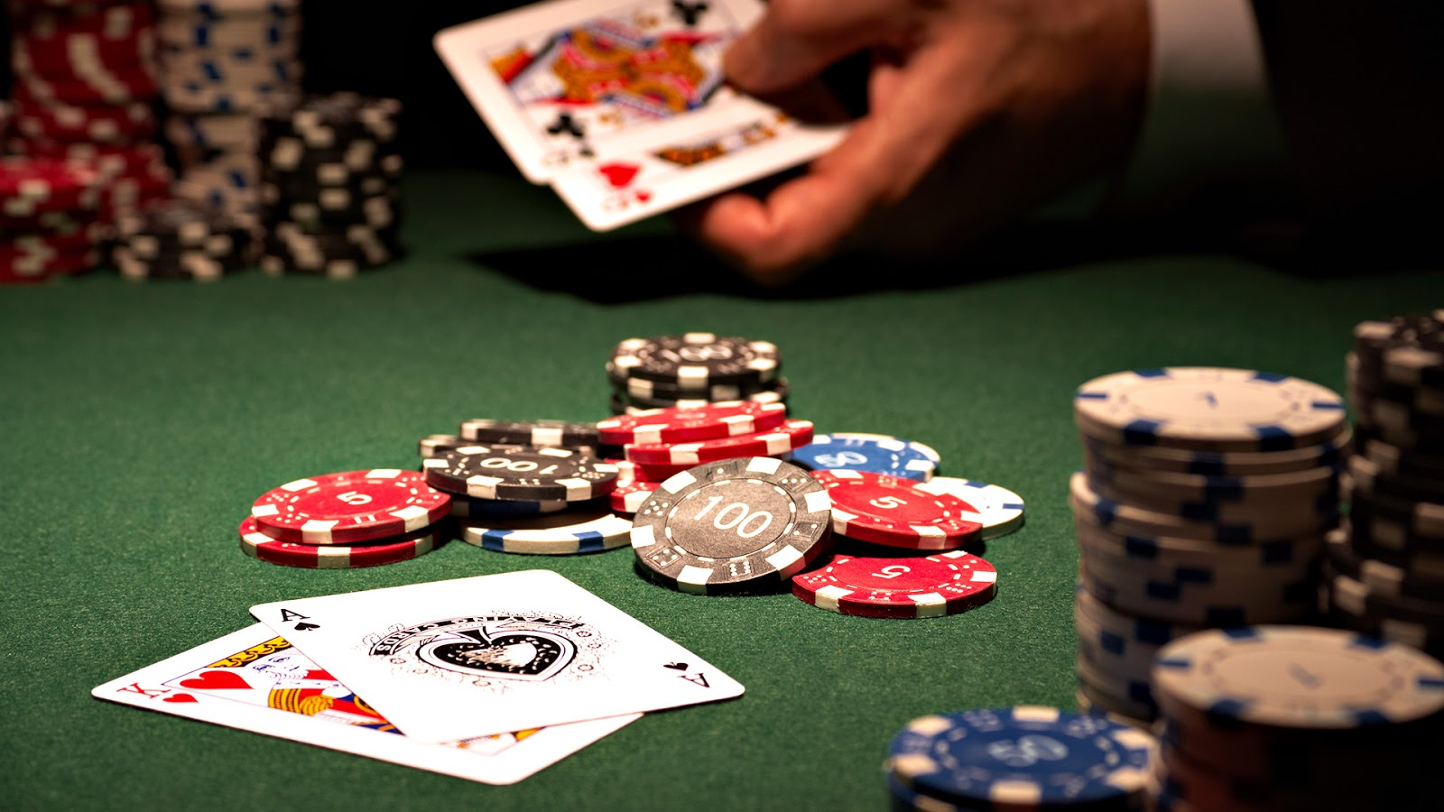 What Risks are Involved in Gambling – Online Poker Games
