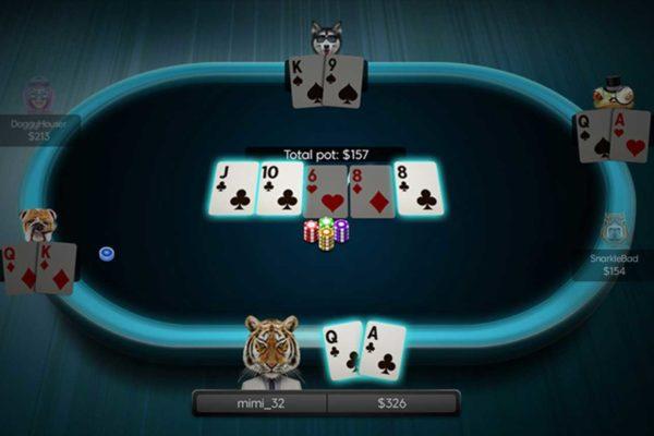 poker first deposit bonus