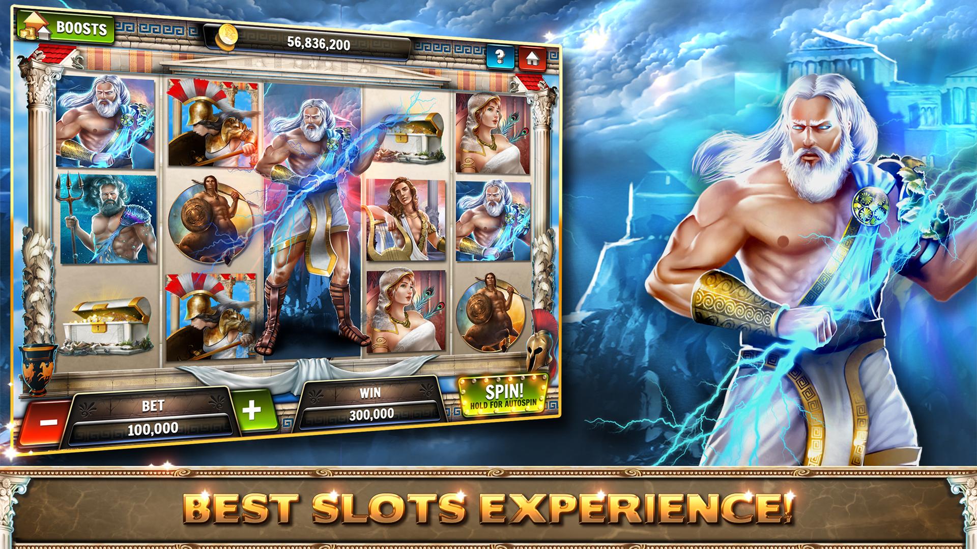 best bonuses in slot
